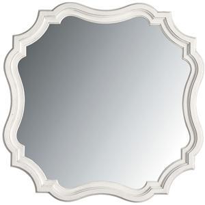 Stanley Furniture Coastal Living Retreat Piecrust Mirror