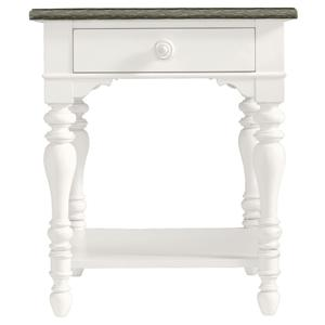 Stanley Furniture Coastal Living Retreat Lamp Table