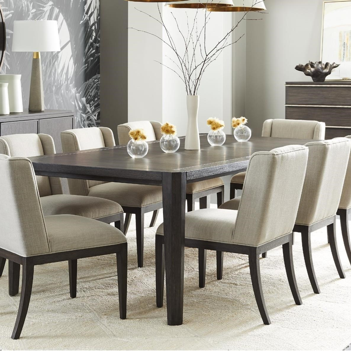 """Horizon 76"""" Rectangular Dining Table by Stanley Furniture at Alison Craig Home Furnishings"""