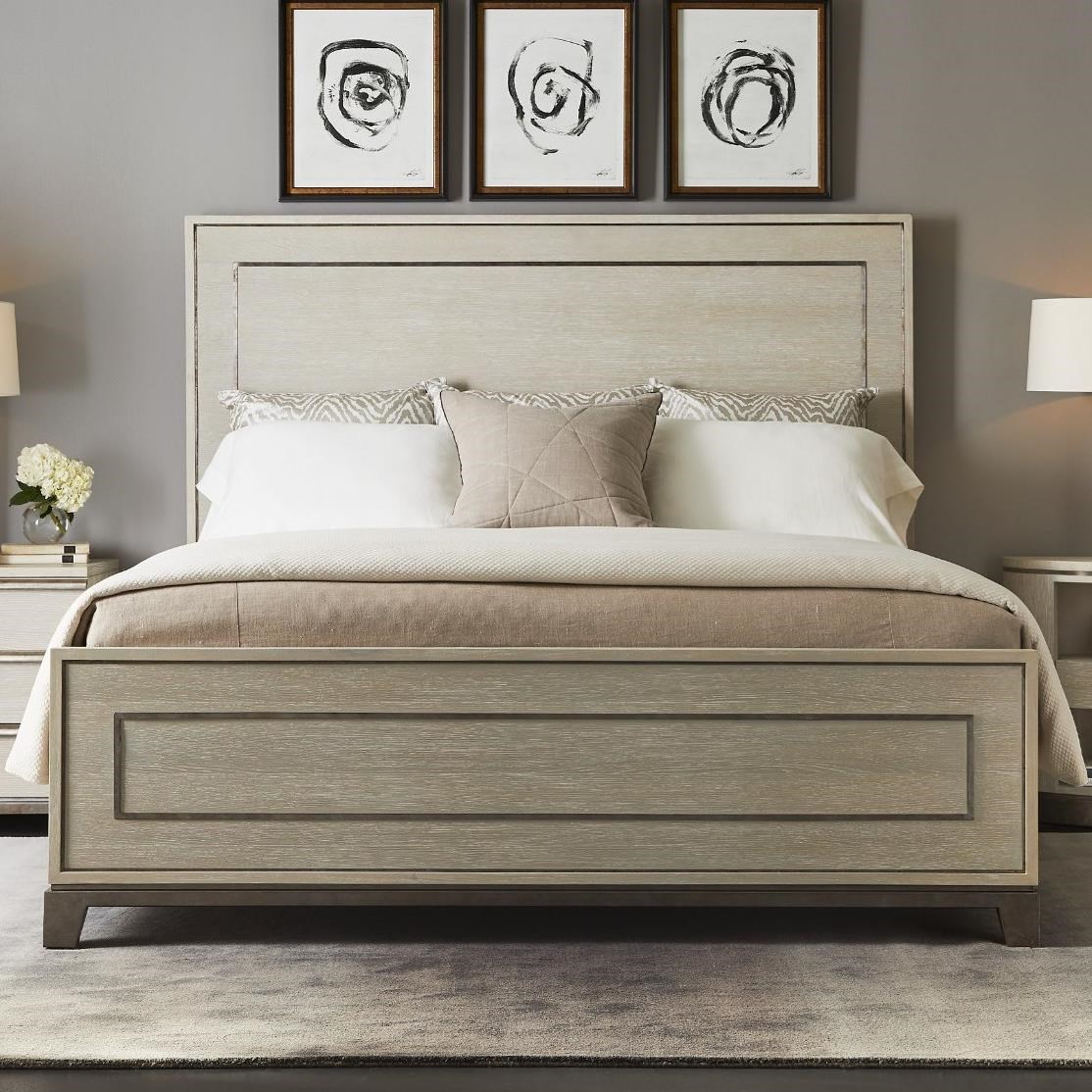 Horizon King Panel Bed by Stanley Furniture at Alison Craig Home Furnishings
