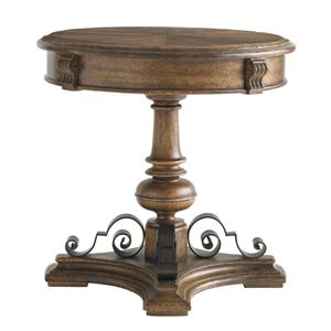 Stanley Furniture La Palma Portfolio Lamp Table
