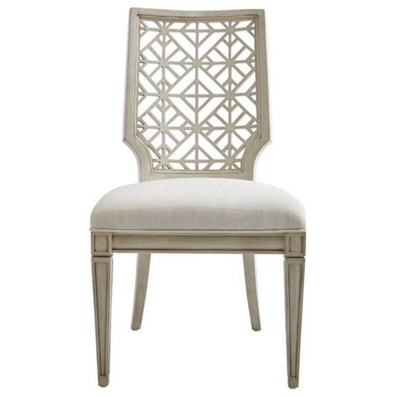 Latitude Side Chair by Stanley Furniture at Alison Craig Home Furnishings