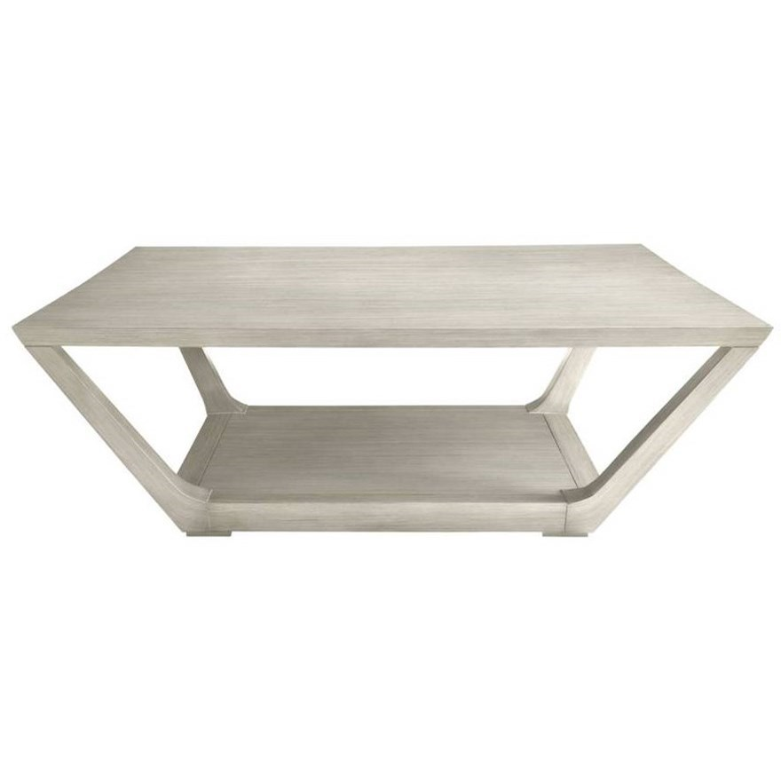 Latitude Cocktail Table by Stanley Furniture at Alison Craig Home Furnishings