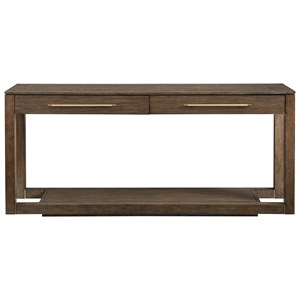 Contemporary Floating Parsons Sideboard