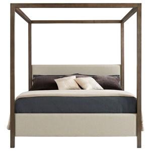 Queen Archetype Canopy Bed