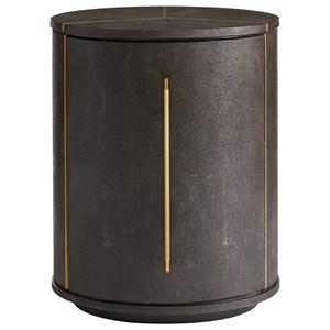 Sundial Drum Table