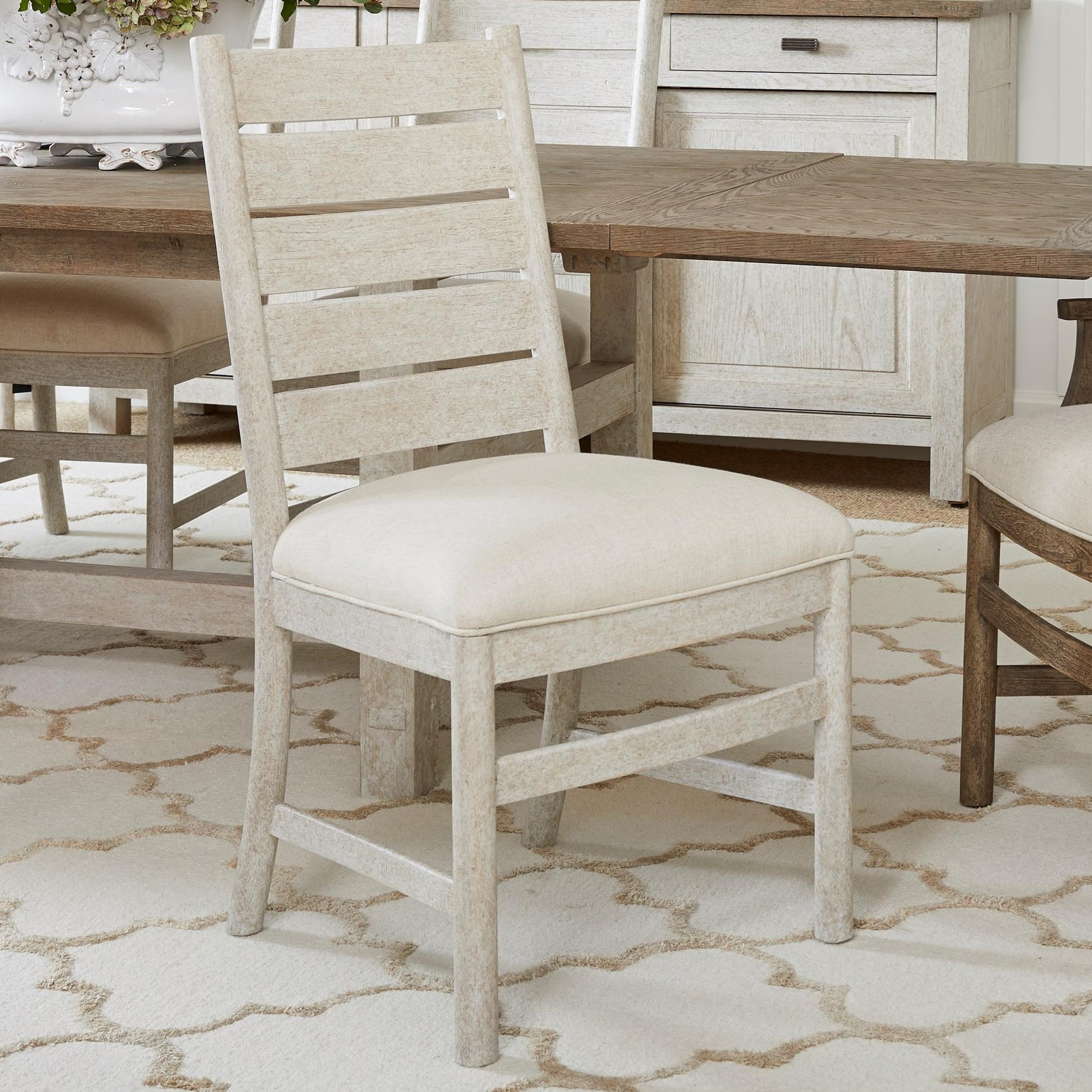 Portico Side Chair by Stanley Furniture at Alison Craig Home Furnishings