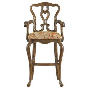 Stanley Furniture Rustica Bar Stool
