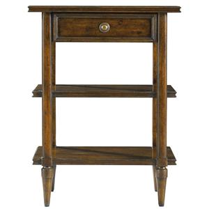Antiqued Telephone Table