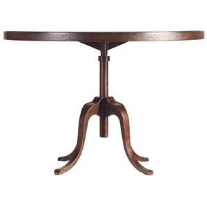 Stanley Furniture The Classic Portfolio Artisan Adjustable Height Table