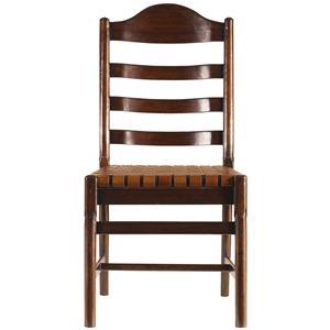 Stanley Furniture The Classic Portfolio Artisan Ladderback Side Chair