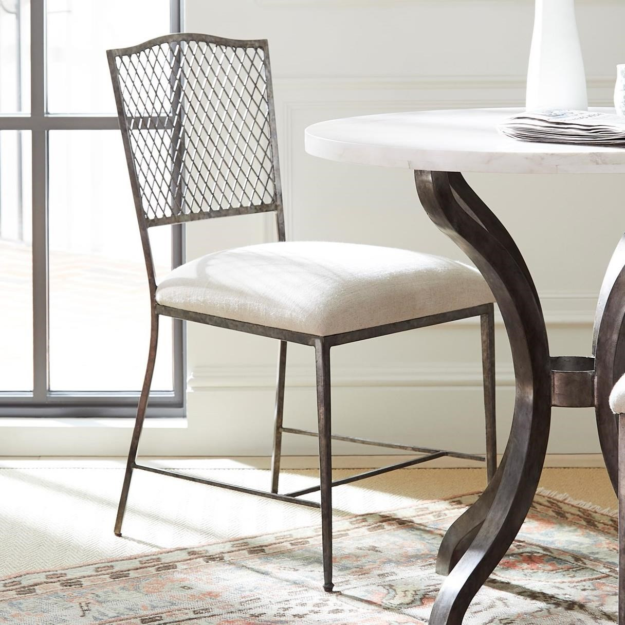 Willow Bistro Chair by Stanley Furniture at Alison Craig Home Furnishings