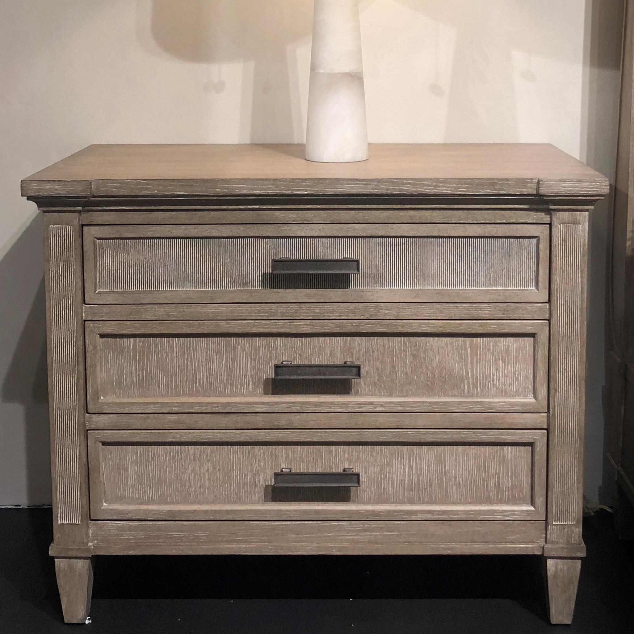 Willow Large Nightstand by Stanley Furniture at Alison Craig Home Furnishings
