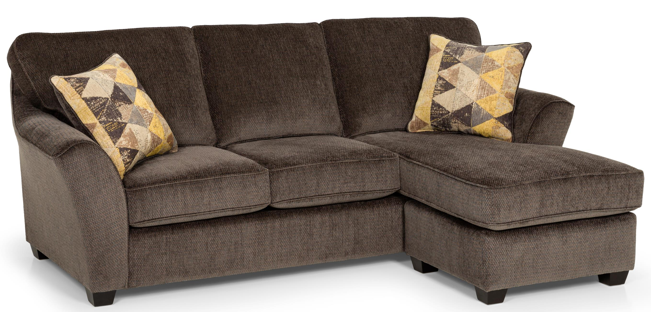 112 Chaise Sofa by Stanton at Wilson's Furniture
