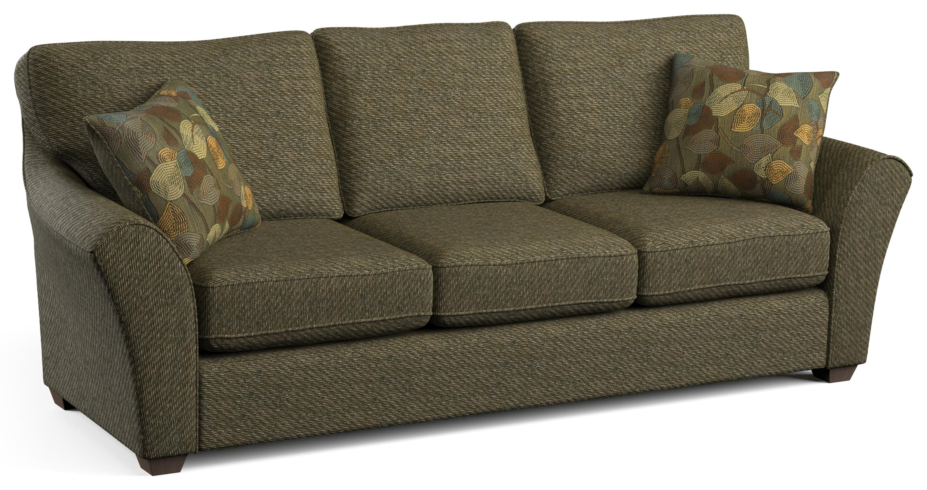 112 Starmount Pistachio Starmount Sofa by Sunset Home at Walker's Furniture