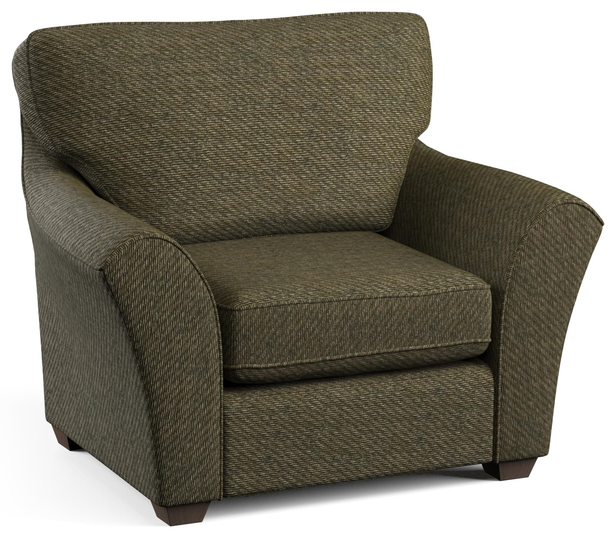 112 Starmount Pistachio Starmount Chair by Sunset Home at Walker's Furniture