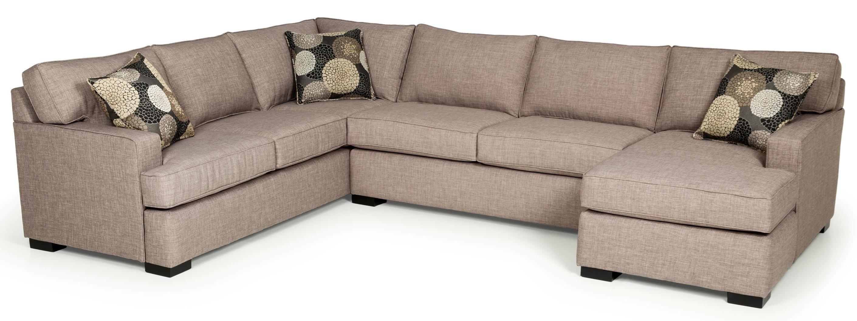 146 Sectional Sofa by Stanton at Wilson's Furniture