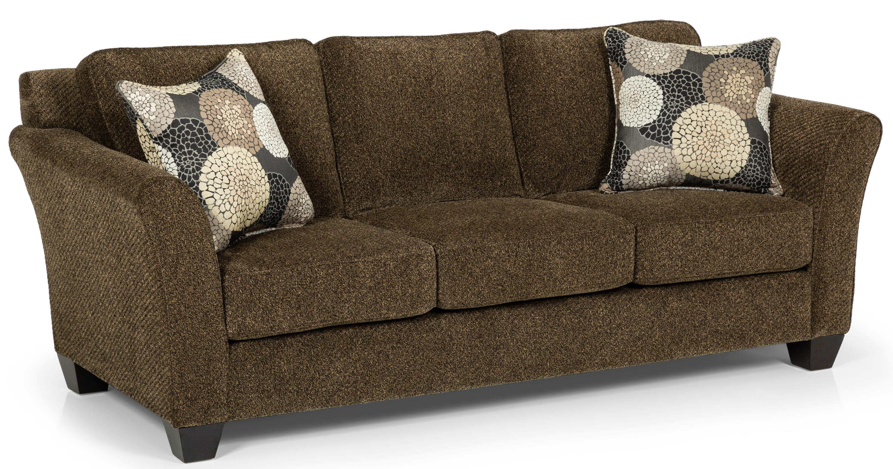184 3 Over 3 Sofa by Stanton at Rife's Home Furniture