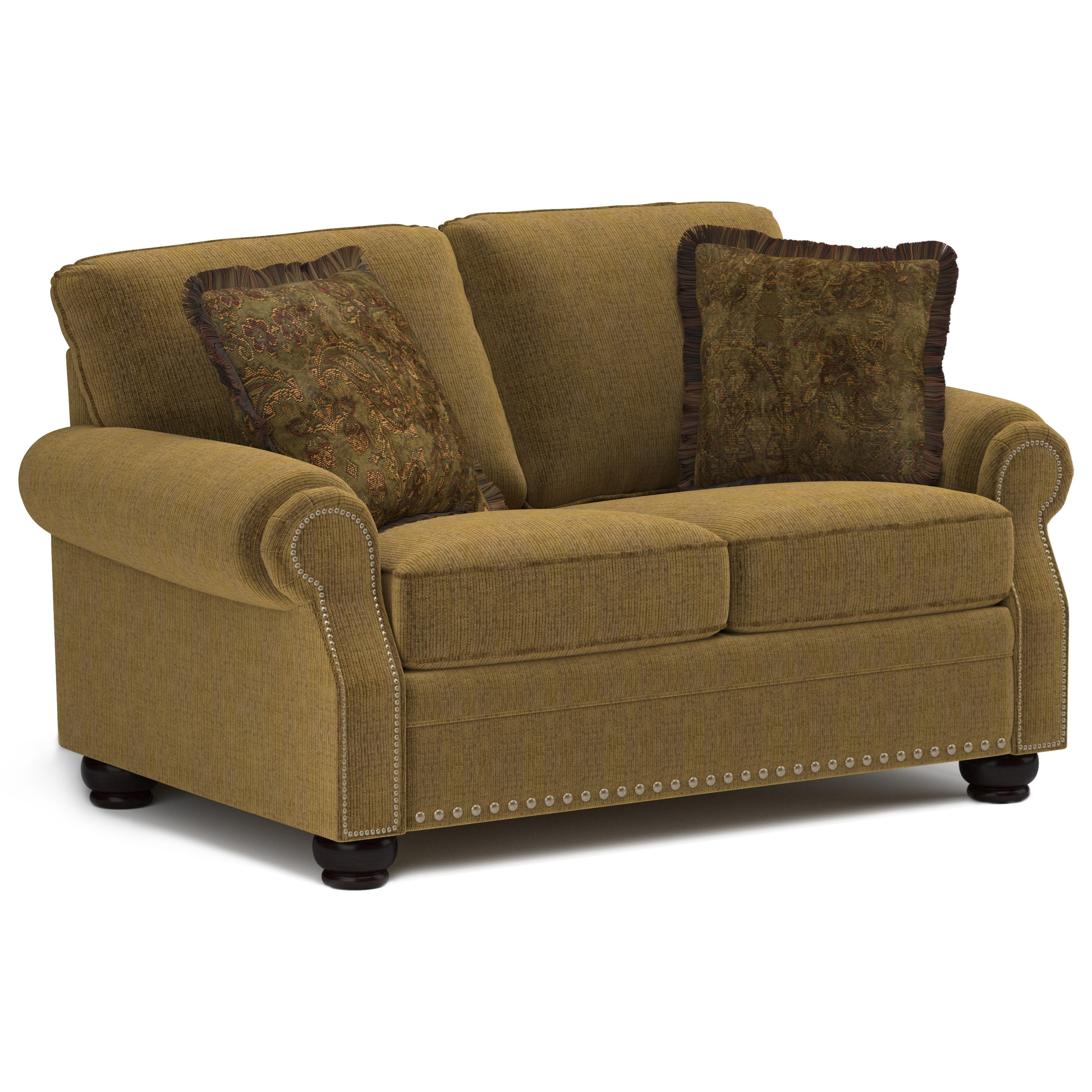 191 Loveseat by Sunset Home at Walker's Furniture