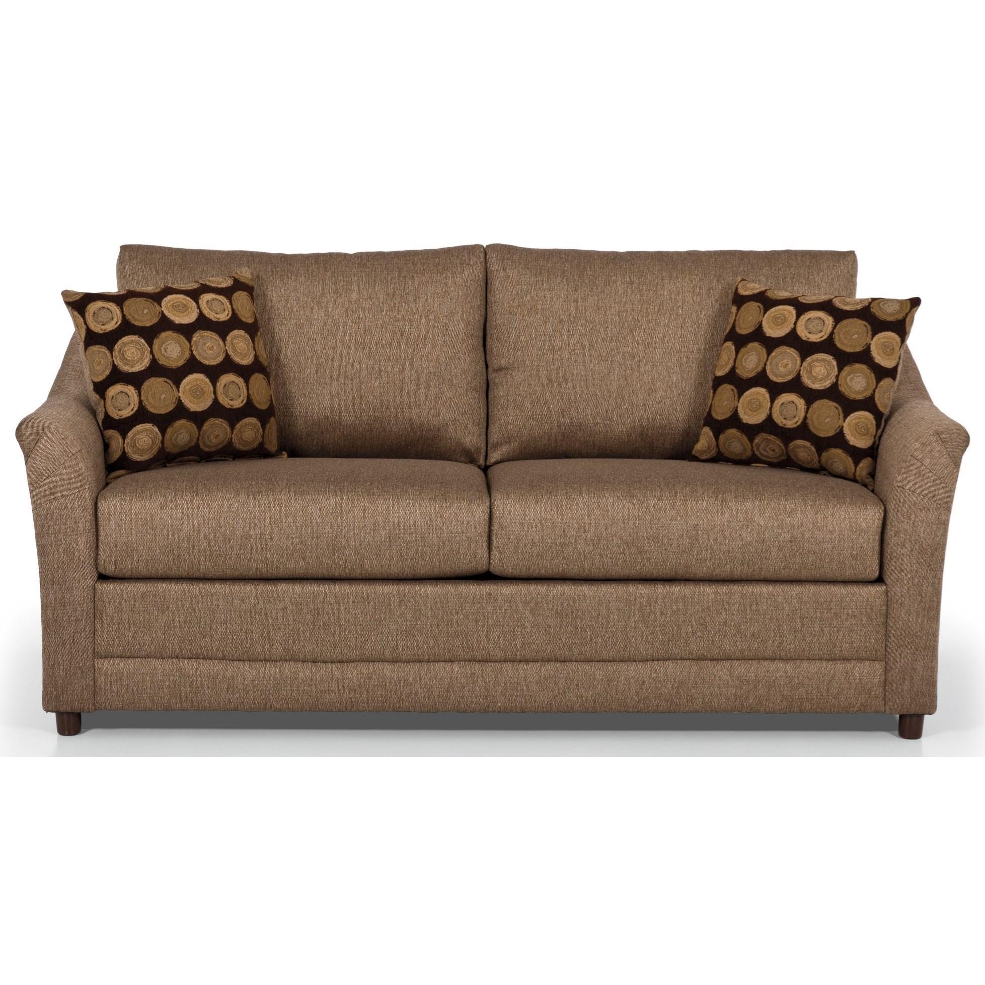 201 Full Sofa Sleeper by Stanton at Wilson's Furniture