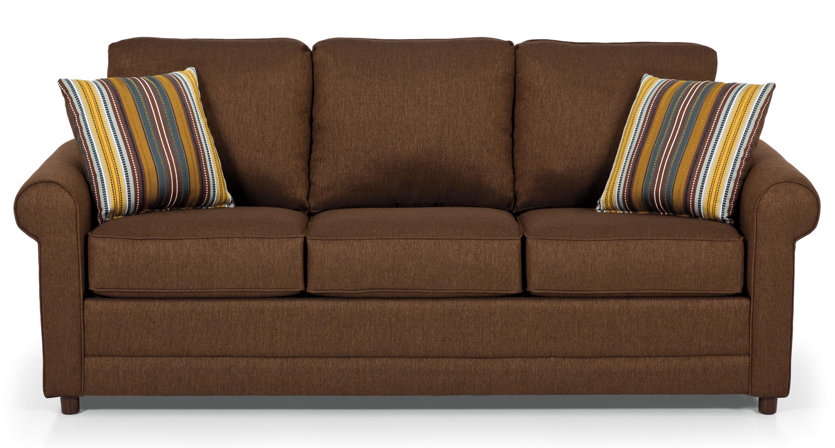 202 Queen Gel Sleeper by Stanton at Wilson's Furniture