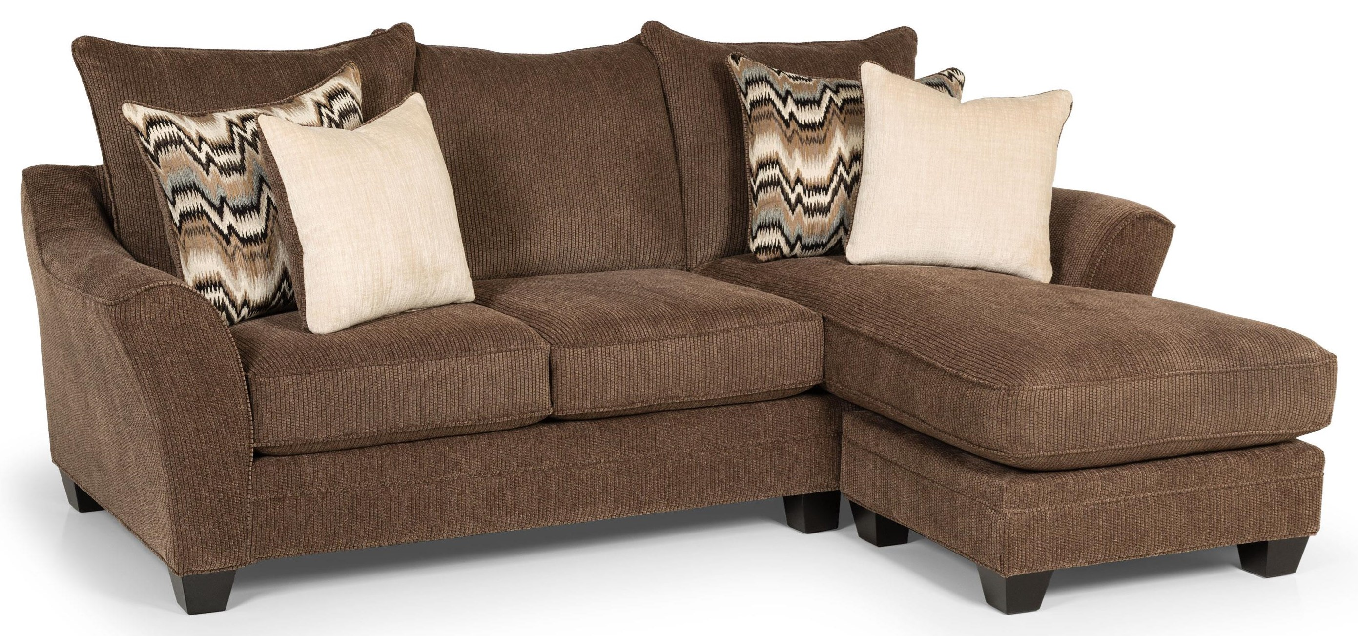 257 Sofa Chaise by Stanton at Rife's Home Furniture