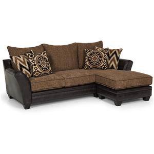 Stationary Sofa Chaise