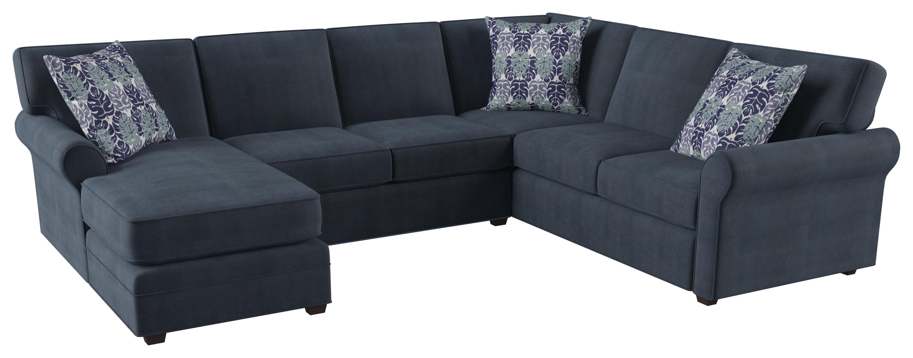 283 Eli Sectional by Sunset Home at Walker's Furniture