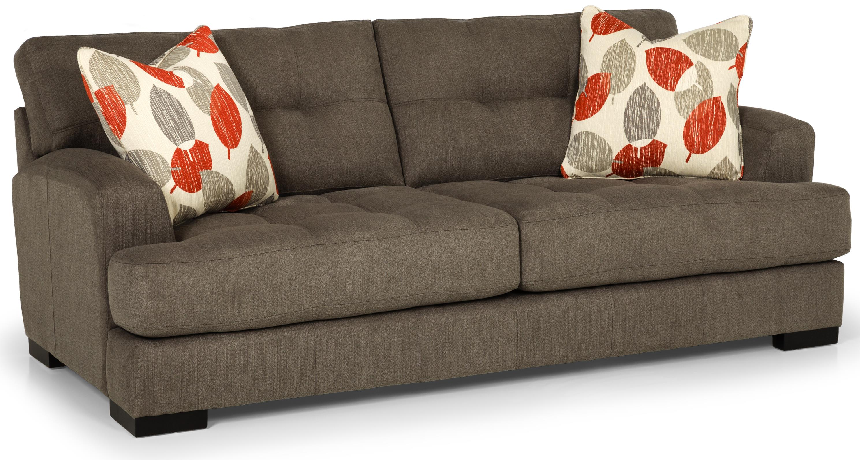308 Stationary Sofa by Stanton at Wilson's Furniture
