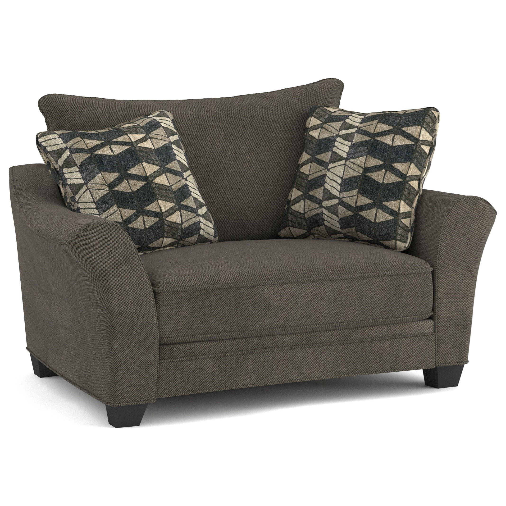 Denali Double Chair by Sunset Home at Walker's Furniture