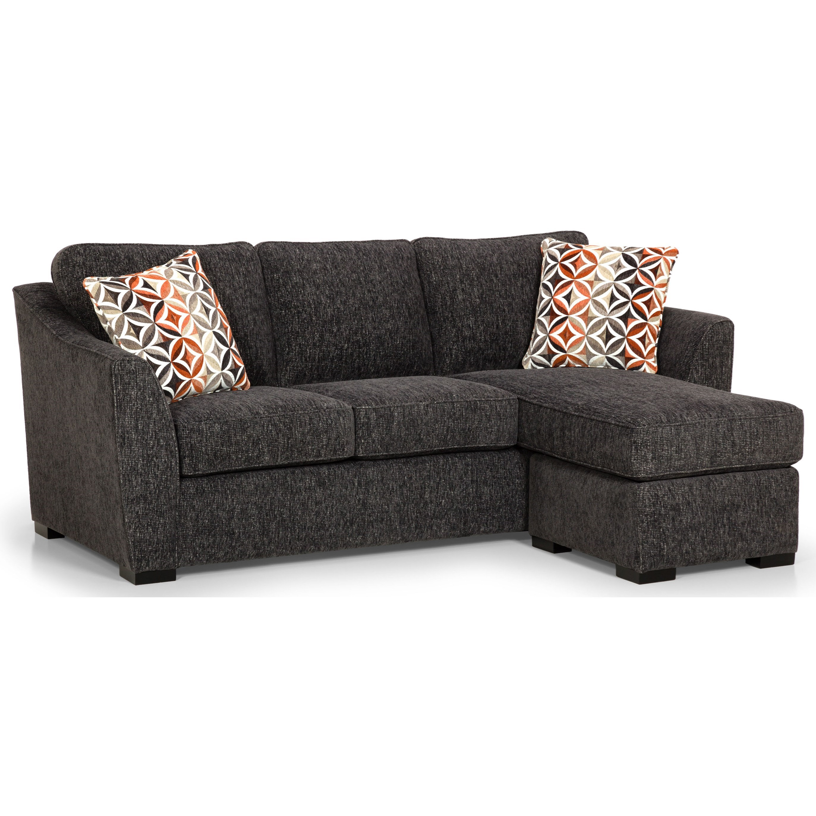 384 Sofa Chaise by Stanton at Wilson's Furniture