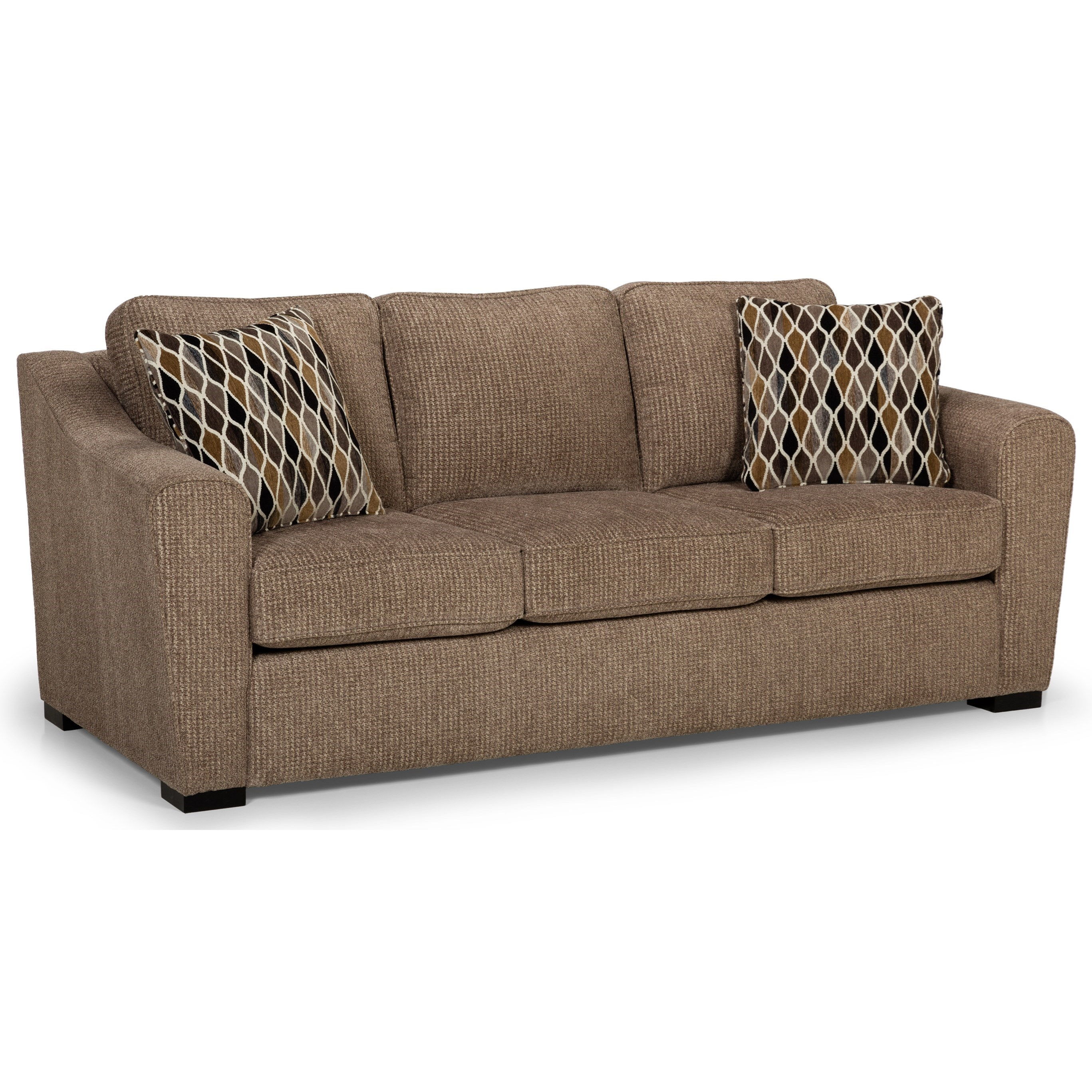 423 Sleeper Sofa with Basic Mattress by Stanton at Wilson's Furniture