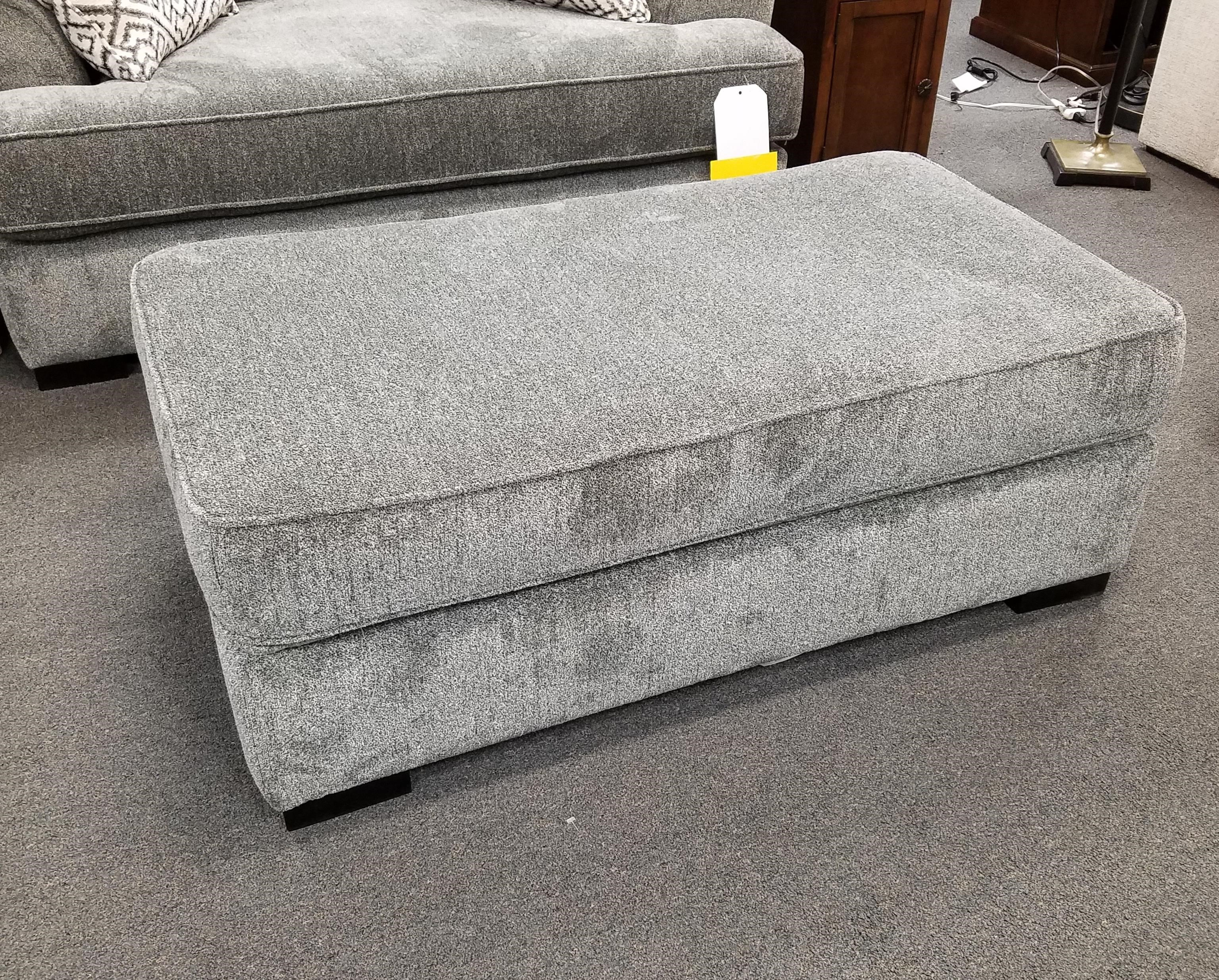 435 Rectangular Cocktail Ottoman by Stanton at Rife's Home Furniture