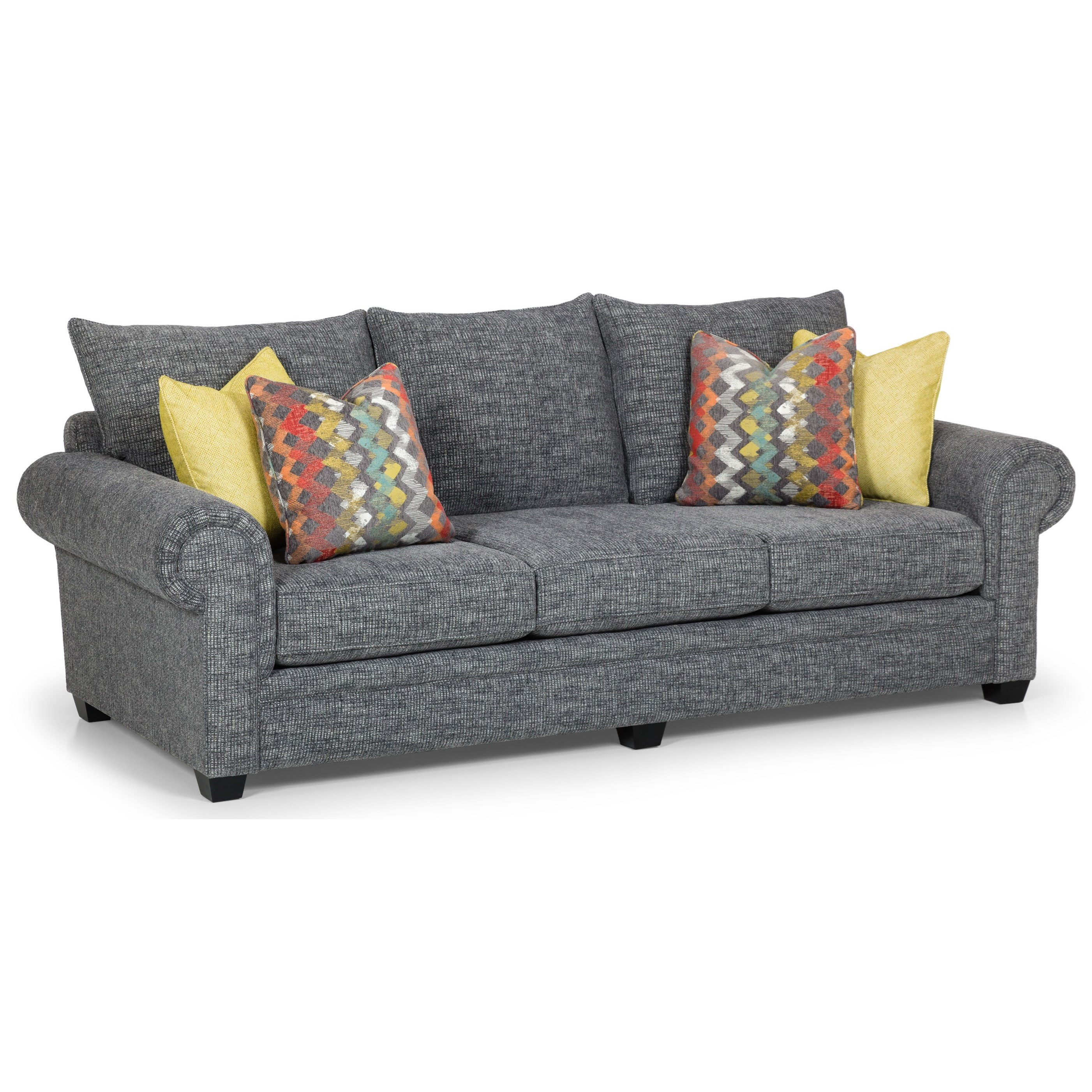 443 Sofa by Stanton at Wilson's Furniture