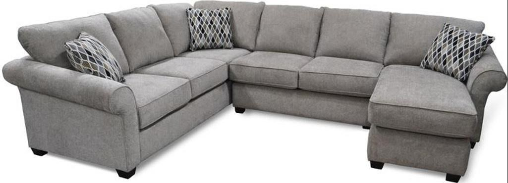 35087 Sectional with Chaise by Sunset Home at Sadler's Home Furnishings