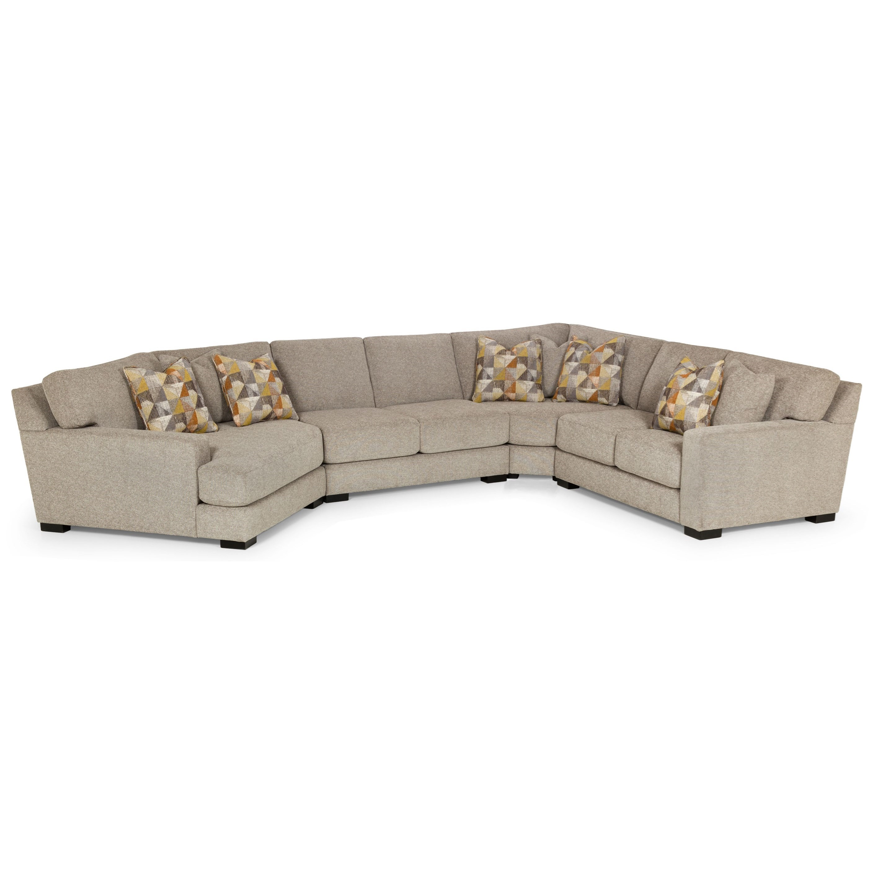 466 Sectional by Stanton at Wilson's Furniture