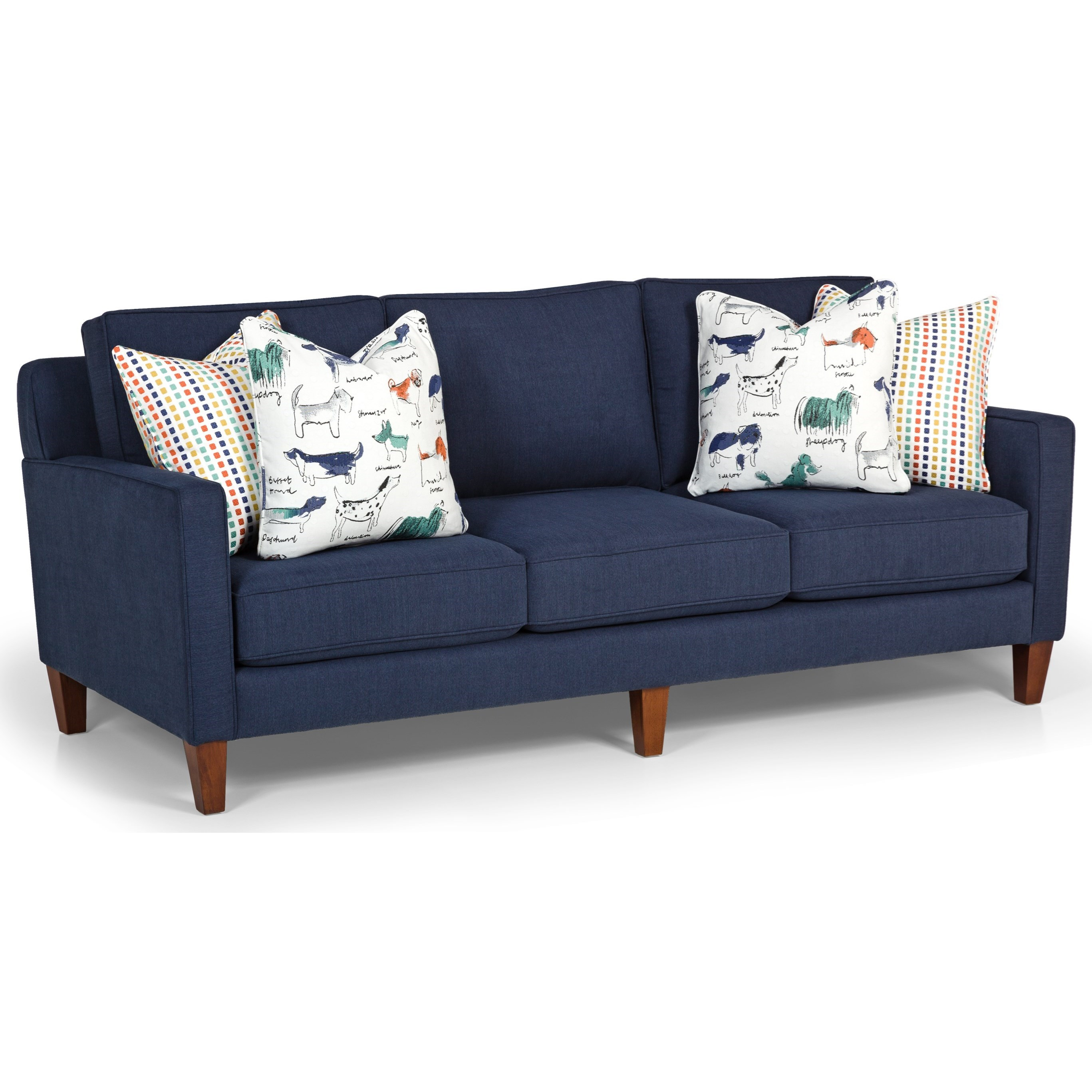 477 Sofa by Stanton at Wilson's Furniture