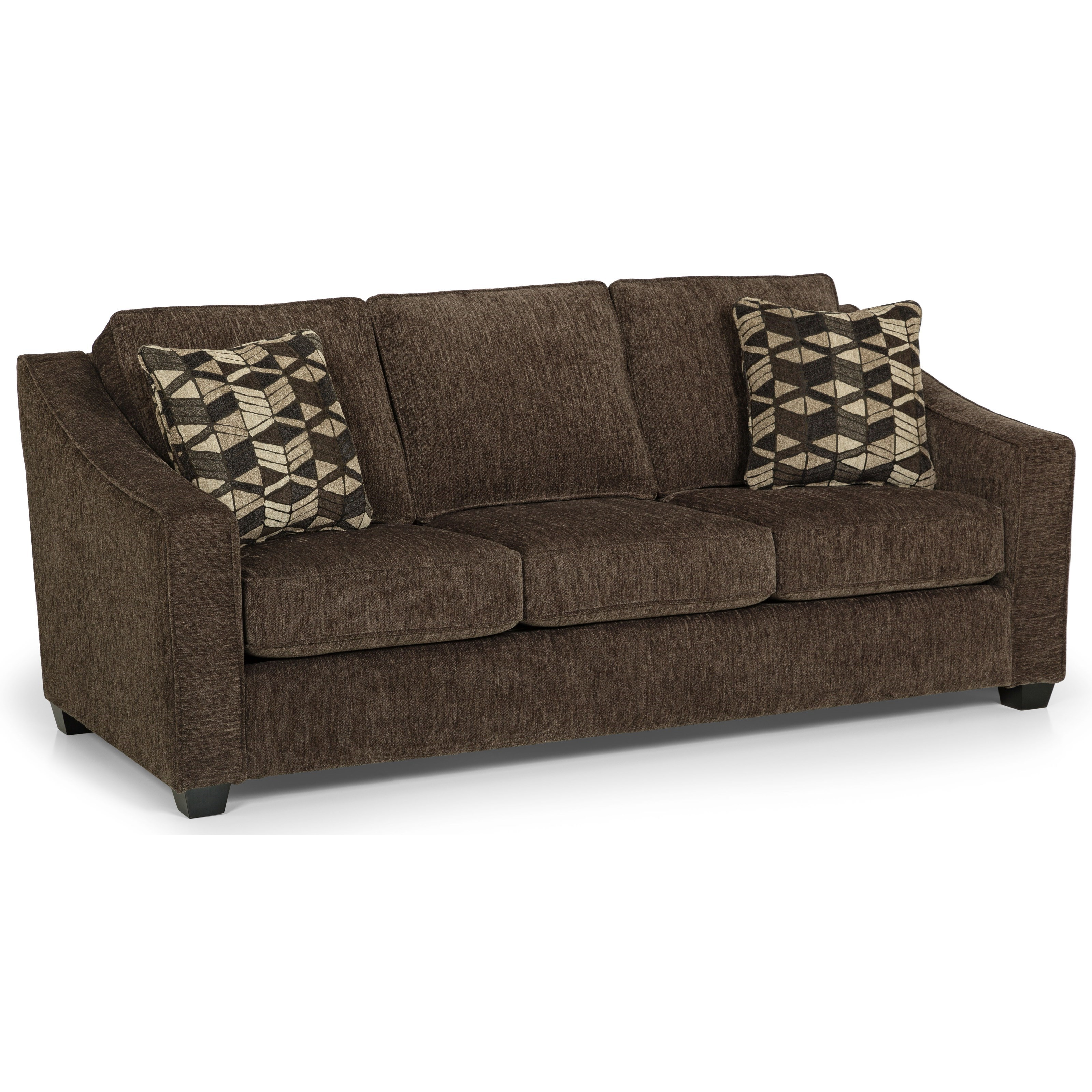 496 Queen Sleeper by Stanton at Wilson's Furniture