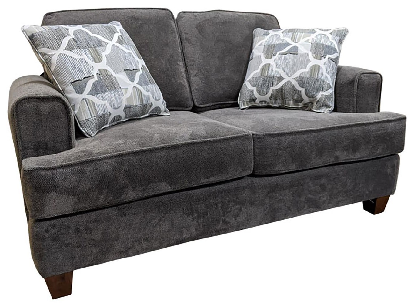 20469 Loveseat by Sunset Home at Sadler's Home Furnishings