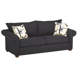 Casual 2-Seat Sofa