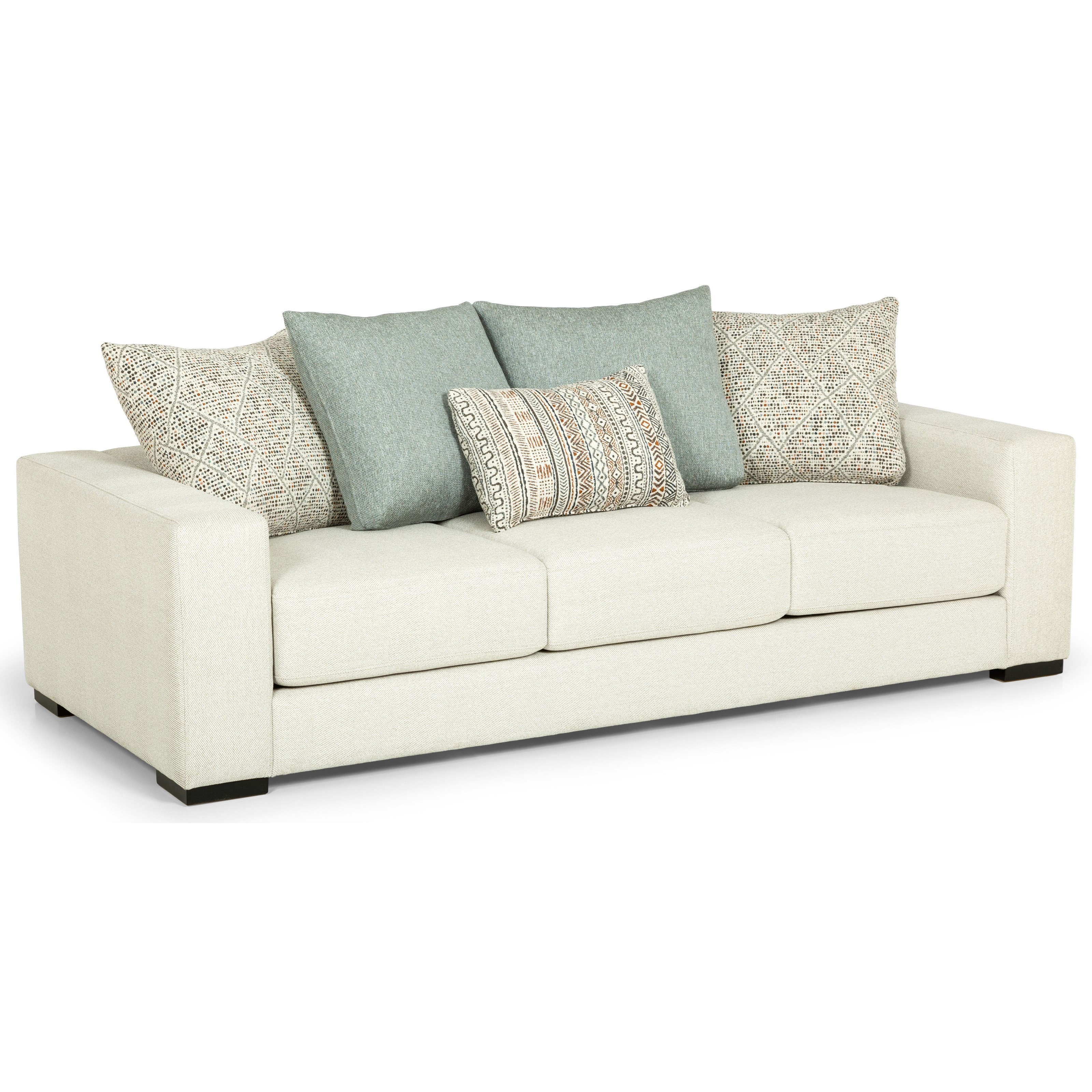 550 Sofa by Stanton at Wilson's Furniture
