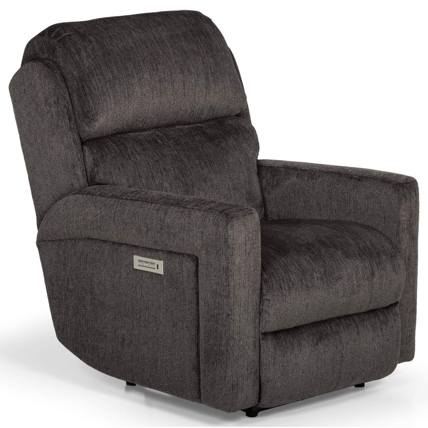 945 Gliding Reclining Chair by Sunset Home at Sadler's Home Furnishings