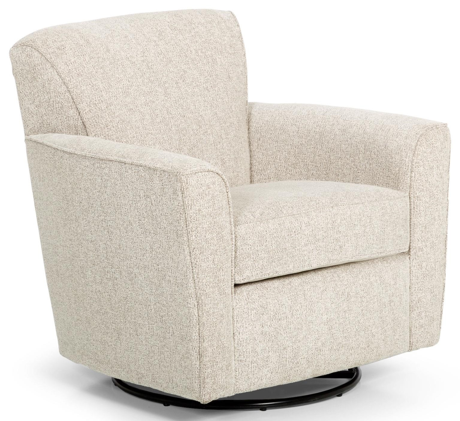 29057 Swivel Chair by Sunset Home at Sadler's Home Furnishings