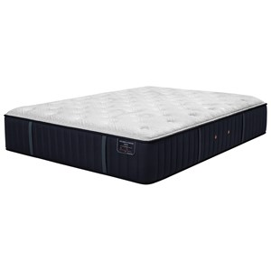 Queen Luxury Plush Premium Pocketed Coil Mattress