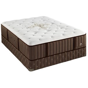 King Firm Latex Mattress and Ease Adjustable Base