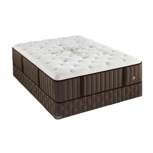 Queen Luxury Firm Tight Top Mattress and Foundation
