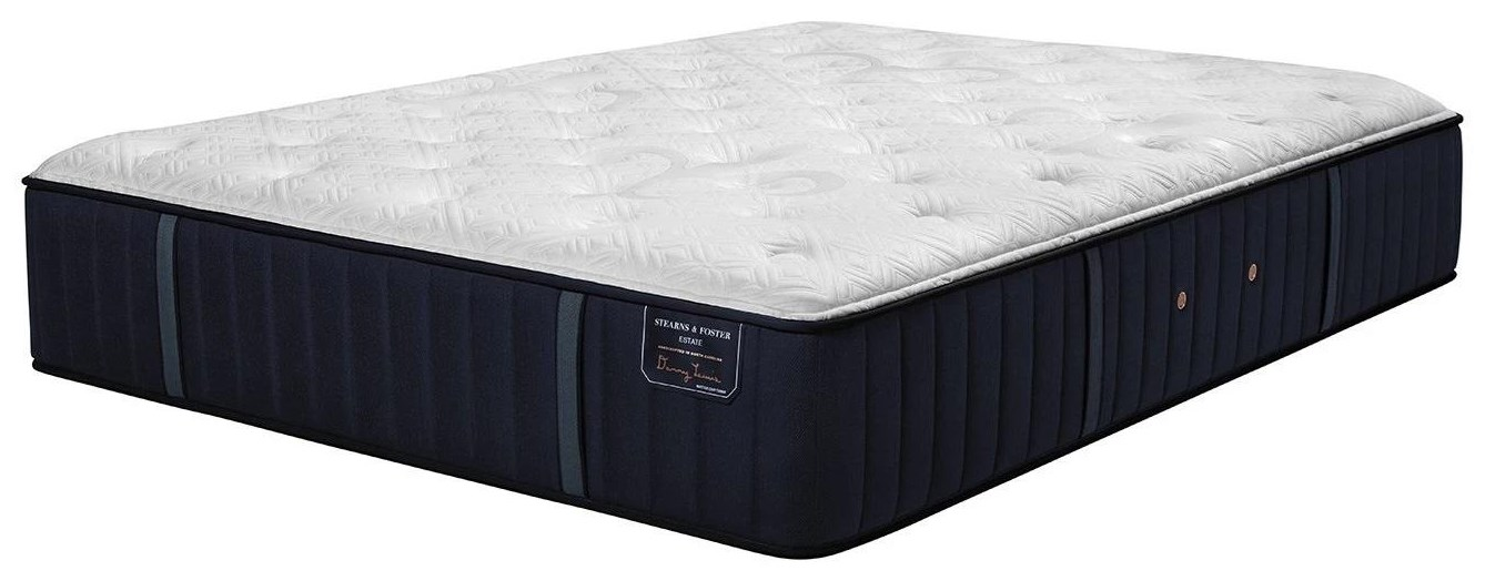 Rockwell King Ultra Firm Mattress by Stearns & Foster at Johnny Janosik