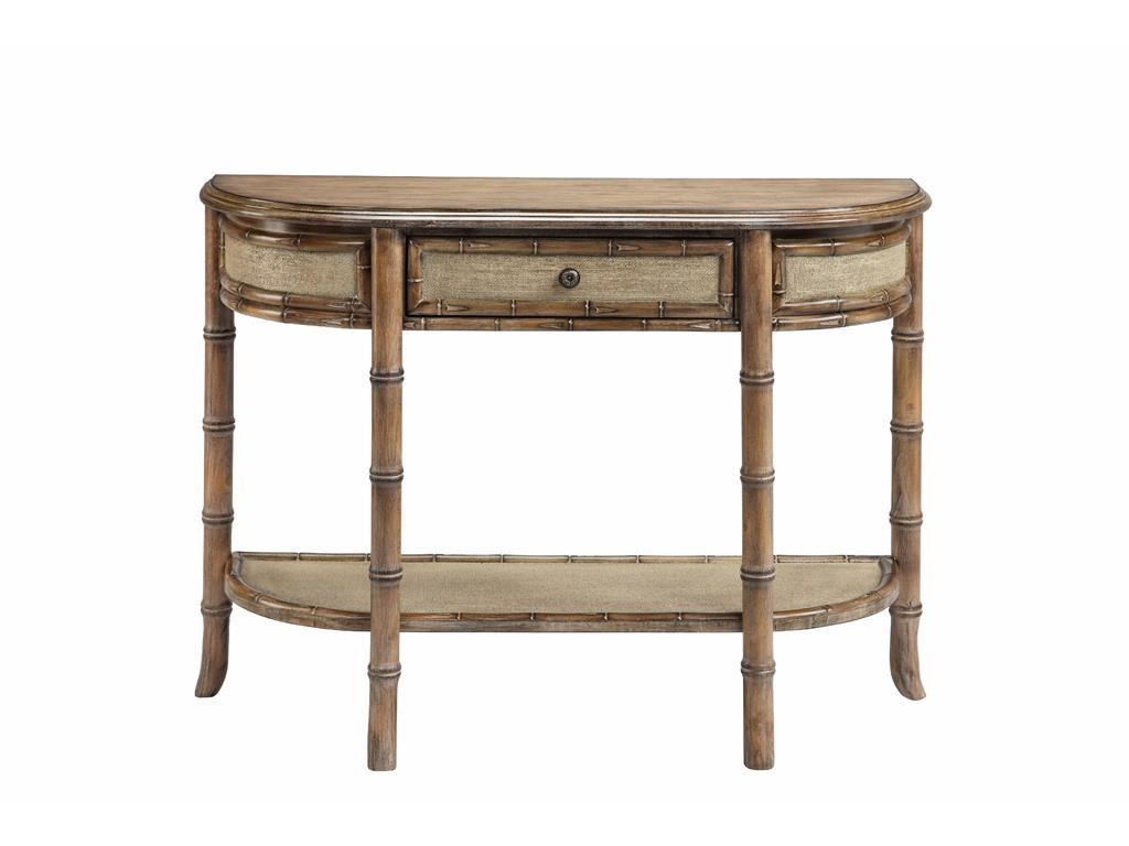 Accent Tables Console Table by Stein World at Dream Home Interiors