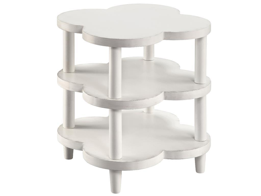 Accent Tables 2-Shelf Accent Table by Stein World at Dream Home Interiors