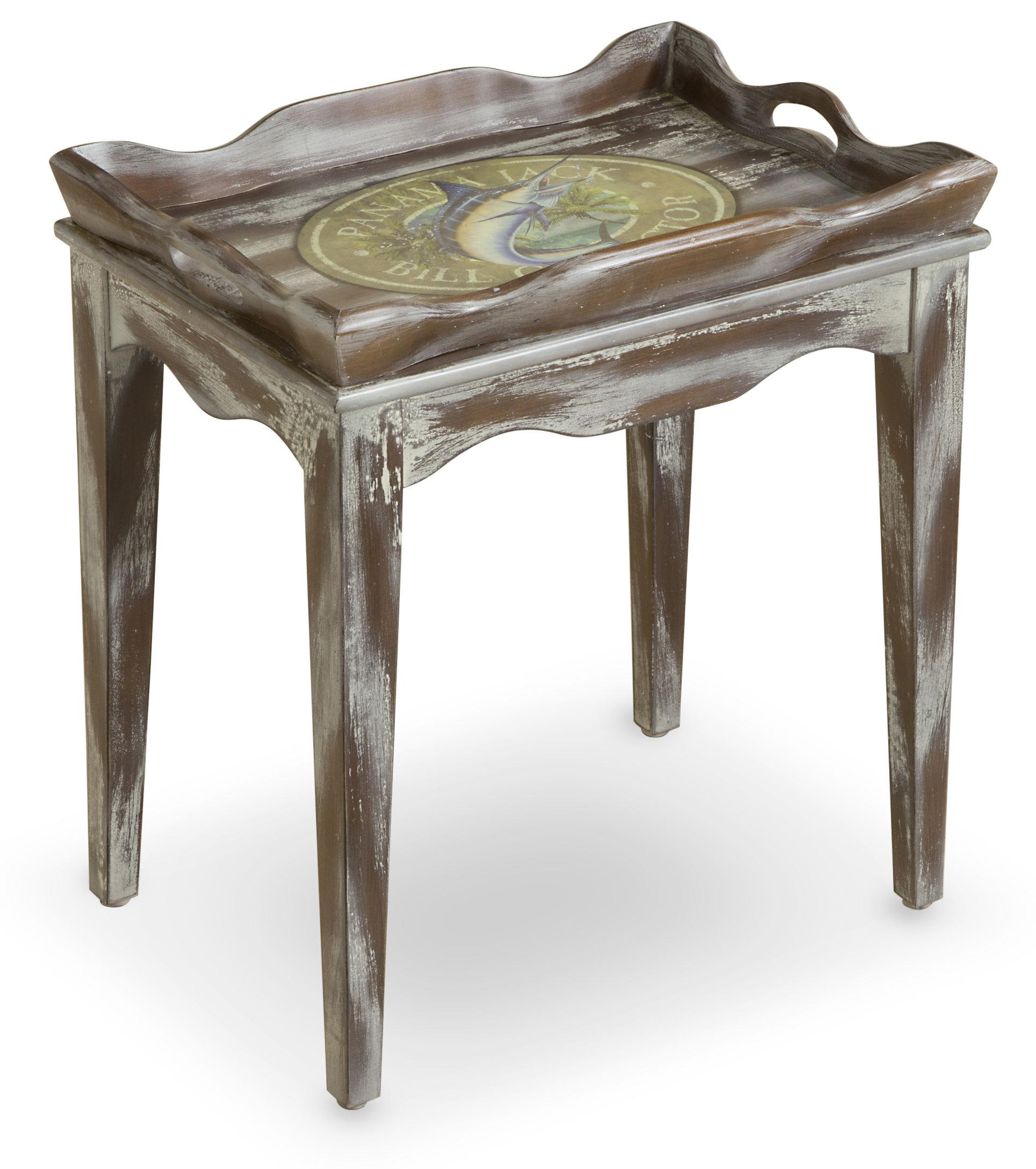 Accent Tables High Tide Tray Table by Stein World at Dream Home Interiors